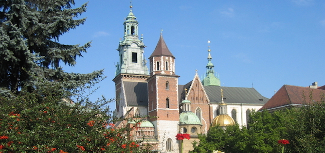 Wavel Castle Cathedral
